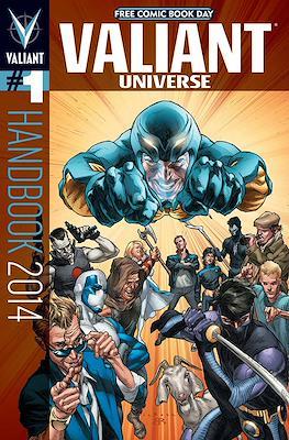 Valiant Universe Handbook Free Cómic Book Day
