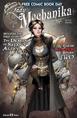 Lady Mechanika. Free Comic Book Day 2018