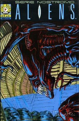 Aliens. Serie Nostromo (Grapa 36 pp) #4