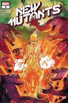 New Mutants Vol. 4 (2019-) (Comic Book) #8