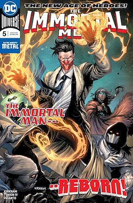 The Immortal Men (2018) (Grapa) #5