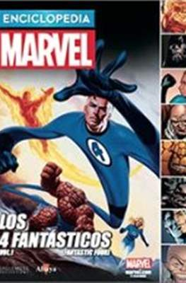 Enciclopedia Marvel (Cartoné) #11