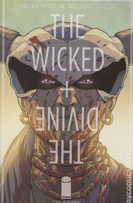 The Wicked + The Divine (Comic Book) #39