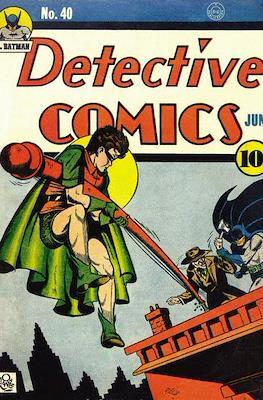 Detective Comics Vol. 1 (1937-2011; 2016-) #40