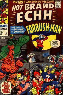 Not Brand Echh (Comic-book) #5