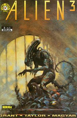 Alien 3 (Grapa 36 pp) #2