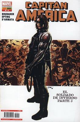 Capitán América Vol. 7 (2005-2011) (Grapa) #11