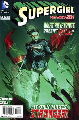 Supergirl Vol. 6 (2011-2015) (Comic Book) #18