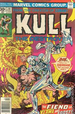 Kull the Conqueror / Kull the Destroyer (1971-1978) (comic-book) #19