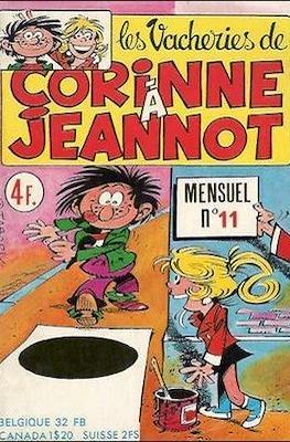 Les Vacheries de Corinne à Jeannot (Broche pocket 132 pp) #11