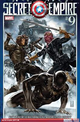 Secret Empire (Comic-book) #9