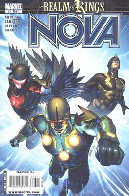 Nova Vol. 4 (Comic-Book) #33