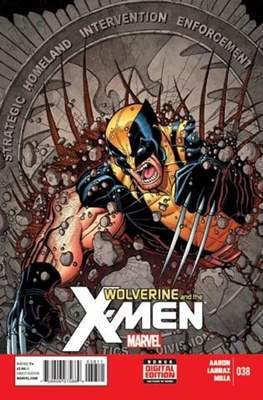 Wolverine and the X-Men Vol. 1 (Comic-Book) #38