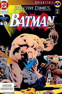 DC Comics - Batman, la leyenda #70
