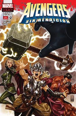 Avengers: Sin Rendición (Revista) #2