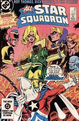 All-Star Squadron Vol 1 (Grapa) #38