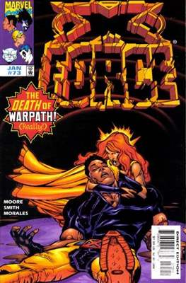 X-Force Vol. 1 (1991-2002) (Comic Book) #73