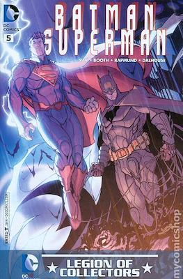 Batman / Superman (2013-2016 Variant Cover) #5.1