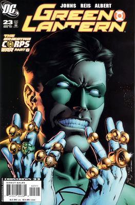 Green Lantern Vol. 4 (2005-2011) (Comic book) #23