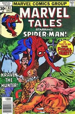 Marvel Tales (Grapa) #83