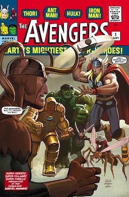 The Avengers Omnibus (Hardcover 744-832 pp) #1