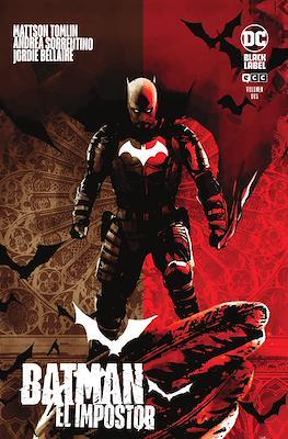 Batman: El impostor (Cartoné) #2