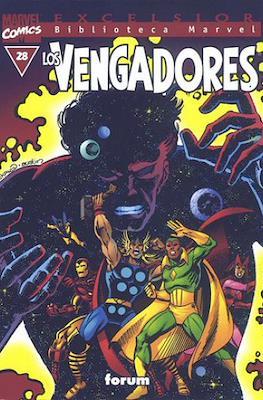 Biblioteca Marvel: Los Vengadores (1999-2001) (Rústica 160 pp) #28