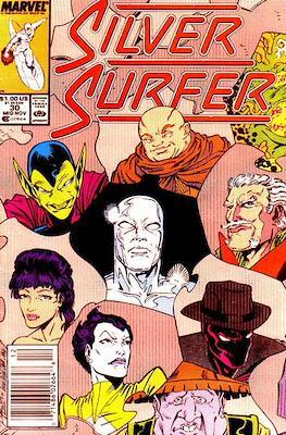 Silver Surfer Vol. 3 (1987-1998) #30
