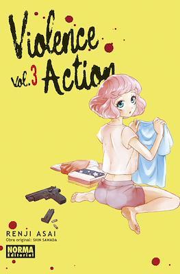 Violence Action (Rústica con sobrecubierta) #3