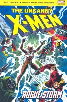 The Uncanny X-Men - Marvel Pocketbook (Softcover) #6