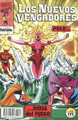 Los Nuevos Vengadores Vol. 1 (1987-1994) (Grapa 32 pp) #68