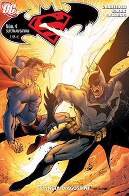 Superman / Batman (2007-2009) #4