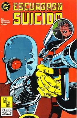 Escuadrón Suicida (1989-1990) (Grapa 36 pp) #2