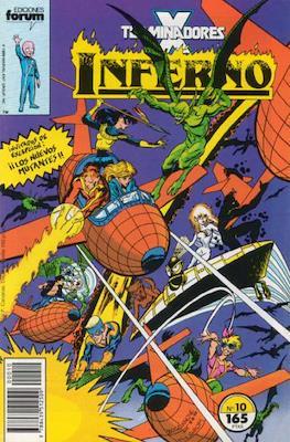 Inferno (1989-1991) (Grapa. 17x26. 32 páginas. Color.) #10