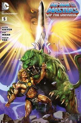 He-Man and the Masters of the Universe Vol.1 (Comic Book) #5