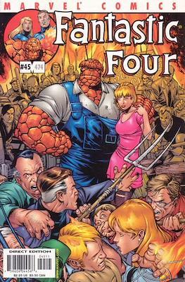 Fantastic Four Vol. 3 (Comic Book) #45 (474)
