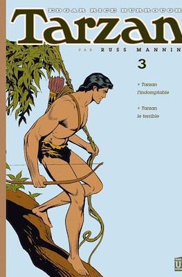 Tarzan par Russ Manning (Cartoné con sobrecubierta) #3