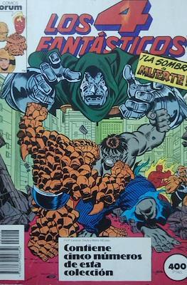 Los 4 Fantásticos Vol. 1 (1983-1994) (Retapado Rústica) #8