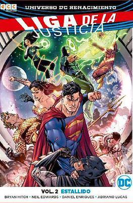 Liga de la Justicia (Rústica) #2