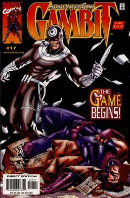 Gambit Vol. 3 (Comic-book) #17