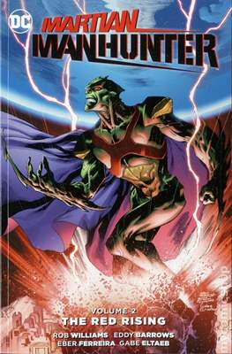 Martian Manhunter (2015-2016) (Softcover 144-168 pp) #2