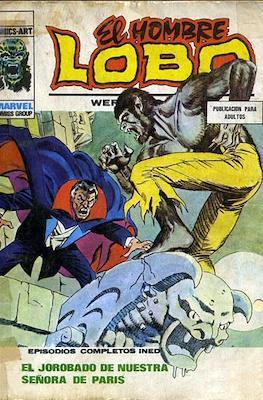 El Hombre Lobo (1973-1974) #10
