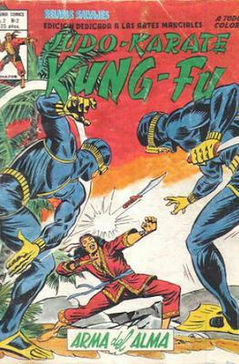 Relatos salvajes: Artes marciales Judo - Kárate - Kung Fu Vol. 2 #2