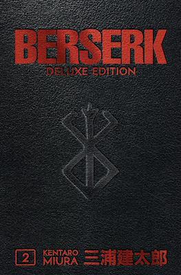 Berserk Deluxe Edition (Hardcover 3-in-1) #2