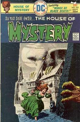 The House of Mystery (Comic Book) #235