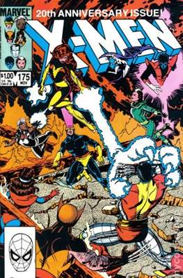 The Uncanny X-Men (1963-2011) (Comic-Book) #175