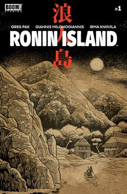 Ronin Island (Variant Cover)