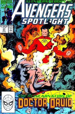 Solo Avengers / Avengers Spotlight (Comic book) #37