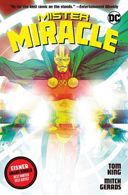 Mister Miracle (Vol. 4, 2017-2018)