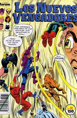 Los Nuevos Vengadores Vol. 1 (1987-1994) (Grapa 32 pp) #31